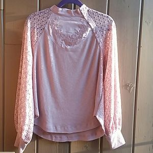 🌸Victorian Flair Free People Top